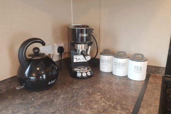 CW88 coffee machine
